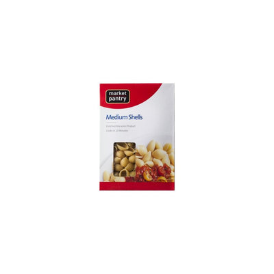 Market Pantry Medium Shells Pasta 16 oz