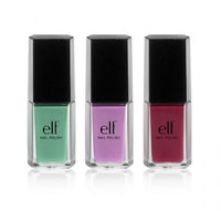 e.l.f. Essential Nail Polish Set - Vacation Trio