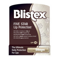 Blistex Five Star SPF 30 Lip Protection