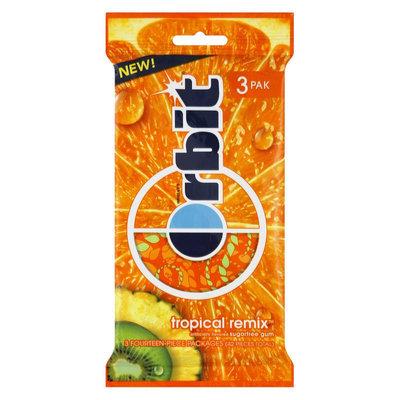 Orbit Sugar Free  Tropical Remix