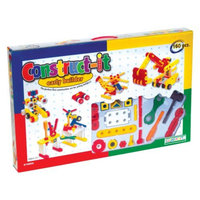 Guidecraft Construct-It Early Bldr - 160 pcs