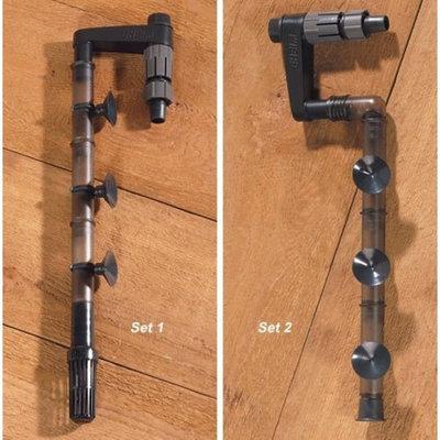 Eheim Install Set 2, 0.65 inch (Pressure)