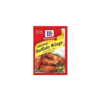McCormick Original Buffalo Wings Seasoning Mix 1.6 oz
