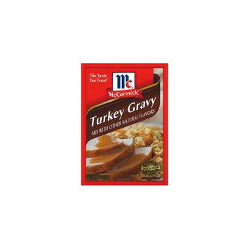 McCormick Turkey Gravy Dry Mix .87 oz