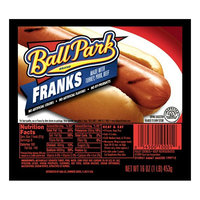 Ball Park Meat Franks 16 oz