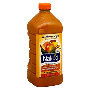 Naked 100% Juice Mighty Mango Smoothie 64 oz