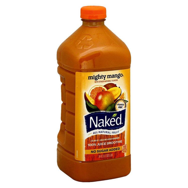 Naked® Mighty Mango® Juice Smoothie - 2/32 oz. - Sams Club