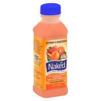 Naked Power-C Machine All Natural Fruit + Boost Juice Smoothie 15.2 oz