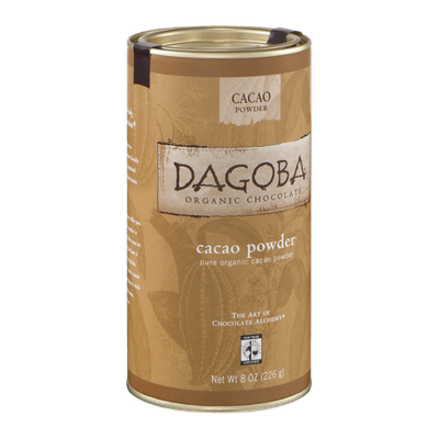 Dagoba Organic Chocolate Cacao Powder