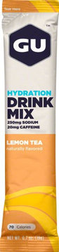 Gu Sports GU Hydration Drink Mix - 24 Pack Lemon Tea, 24 Pack