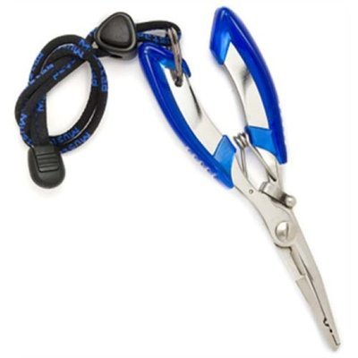 O Mustad & Son Usa Inc. Mustad SS Plier with cutter