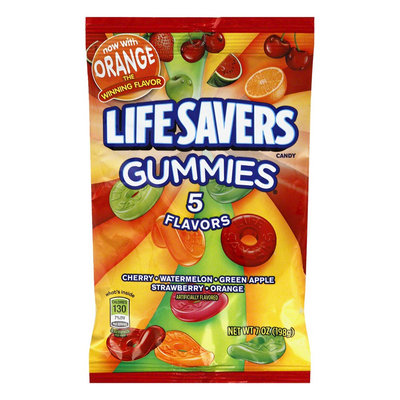 Life Savers Gummies 5 Flavors