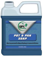 OPS 4002-01G Ultra Concentrated Pot and Pan Soap