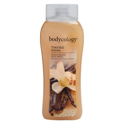 Bodycology Toasted Vanilla Sugar Foaming Body Wash - 16 oz