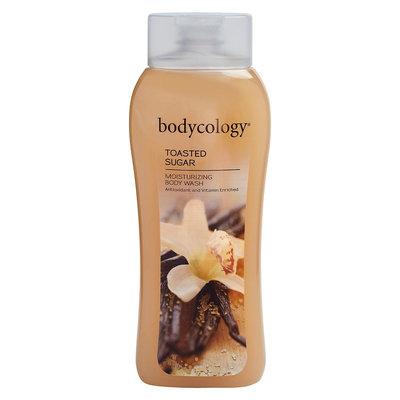 Bodycology Toasted Vanilla Sugar Foaming Body Wash - 16 oz