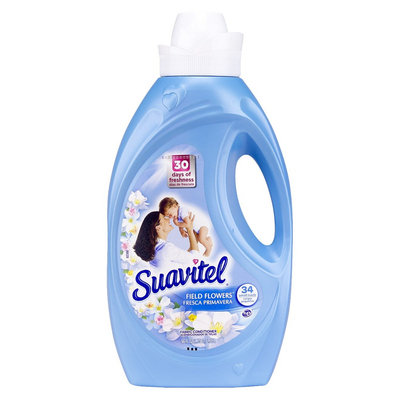 Suavitel Fabric Conditioner Field Flowers 56 oz