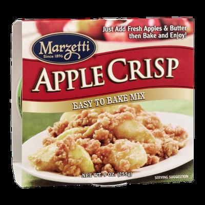 Marzetti Easy To Bake Mix Apple Crisp