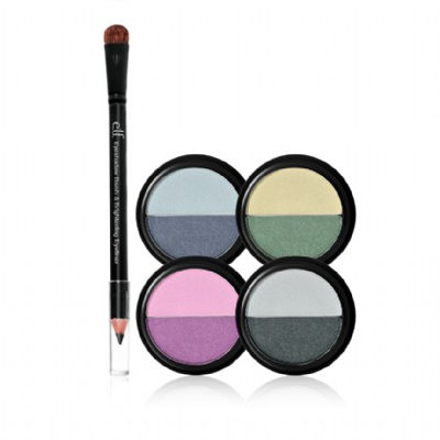 e.l.f. Cosmetics 5-Piece Duo Eyeshadow Collection