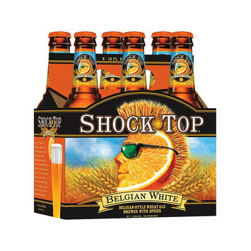 Shock-Top Belgian White