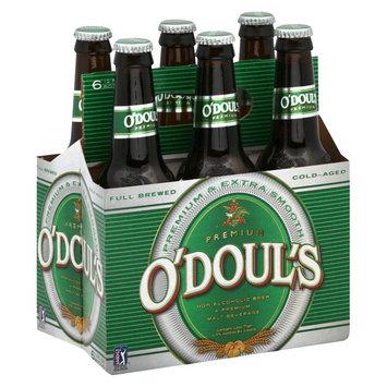 Anheuser Busch O'Doul's Premium Non-Alcoholic Beer Bottles 12 oz, 6 pk