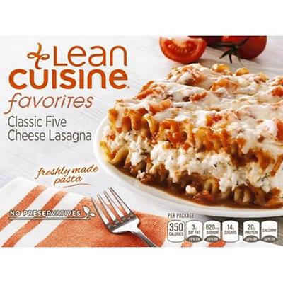 Lean Cuisine Cheese Lasagna 11.5-oz.