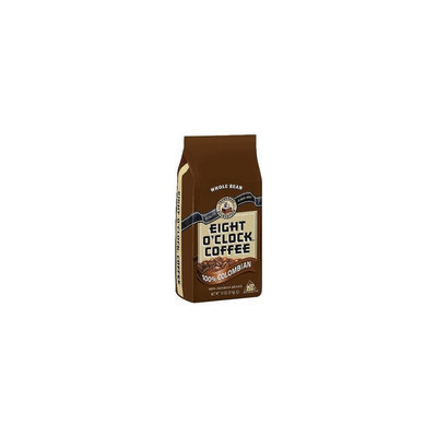 Eight O'Clock 100% Colombian Whole Bean Coffee 11-oz.