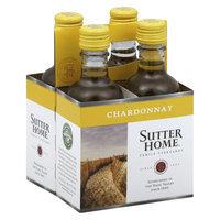 Sutter Home Chardonnay 187 ml, 4 pk