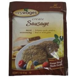 Precision Foods Inc 0100-M9425 Sausage Seasoning Mix 2 Ounce