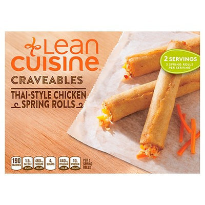 Lean Cuisine Casual Cuisine Thai-Style Chicken Spring Rolls 6 ct