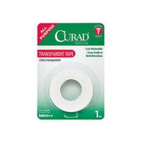 Curad Transparent All-Purpose Tape, 1
