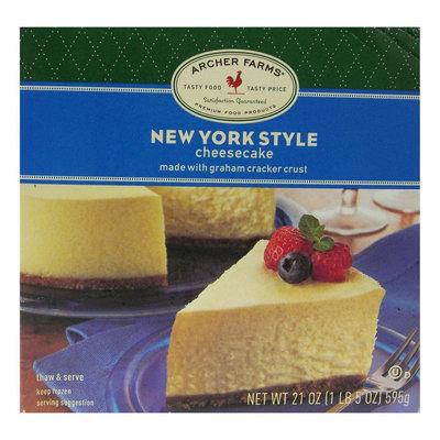 Archer Farms New York Style Cheesecake 21oz