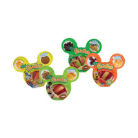 Crunch Pak Disney Foodles Apple Cheese Pretzels 5 oz