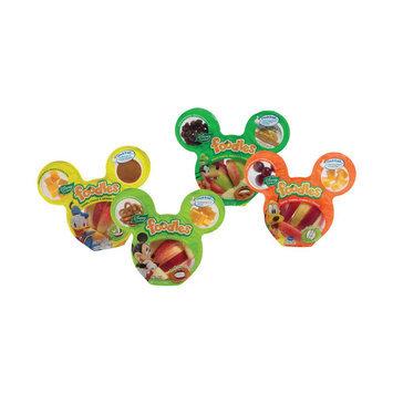 Crunch Pak Disney Foodles Apple Cheese Pretzels 5 oz