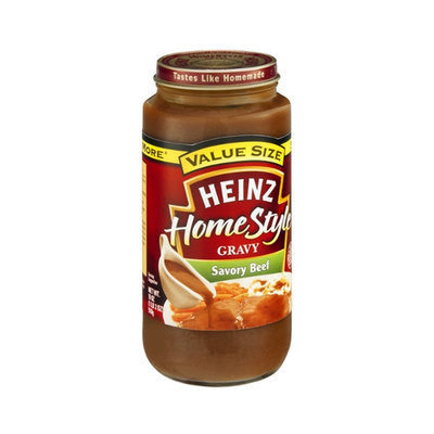 Heinz Gravy Homestyle Savory Beef Value Size