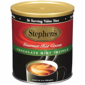 Stephen's : Chocolate Mint Truffle Gourmet Hot Cocoa