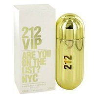 212 Vip By Carolina Herrera Eau De Parfum Spray 2.7 Oz For Women