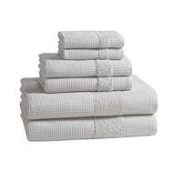 Kassatex Hotel Hand Towel, Gray
