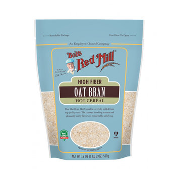 Bob's Red Mill Oat Bran Cereal
