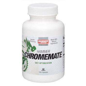 Hammer Nutrition Chromemate: Insulin Support - 100 Capsule Bottle - CH