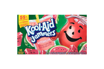 Kool-Aid Jammers Watermelon Pouches