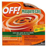 S.c. Johnson COIL STARTER OFF MOSQUITO COILS 4PK