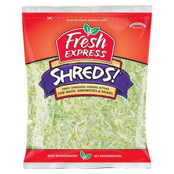 Fresh Express Shreds! Shredded Lettuce 8 oz