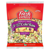 Fresh Express America's Fresh 3-Color Deli Cole Slaw 1 lb