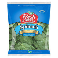 Fresh Express Spinach 9 oz