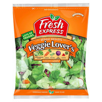 Fresh Express Veggie Lover's Salad Blend 12 oz