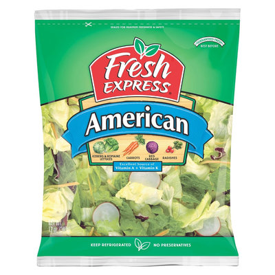 Fresh Express American Blend Salad 12 oz