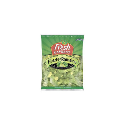 Fresh Express Crunchy and Sweet Hearts of Romaine 10 oz