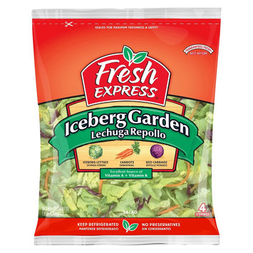 Fresh Express Iceberg Garden Salad 12 oz