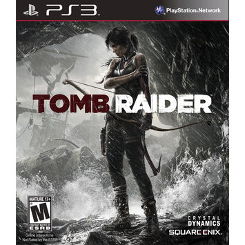 SQUARE ENIX Tomb Raider for PS3