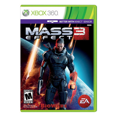 Electronic Arts 19585 Mass Effect 3 X360